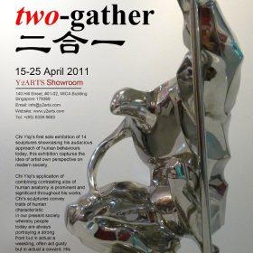 Chi Yiqi solo exhibition